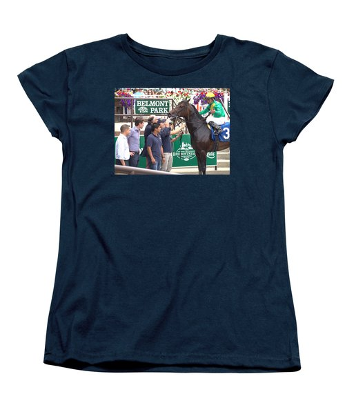 Women's T-Shirt (Standard Cut) featuring the photograph Special Ops by  Newwwman