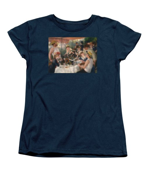 Sphere 4 Renoir Women's T-Shirt (Standard Cut) by David Bridburg