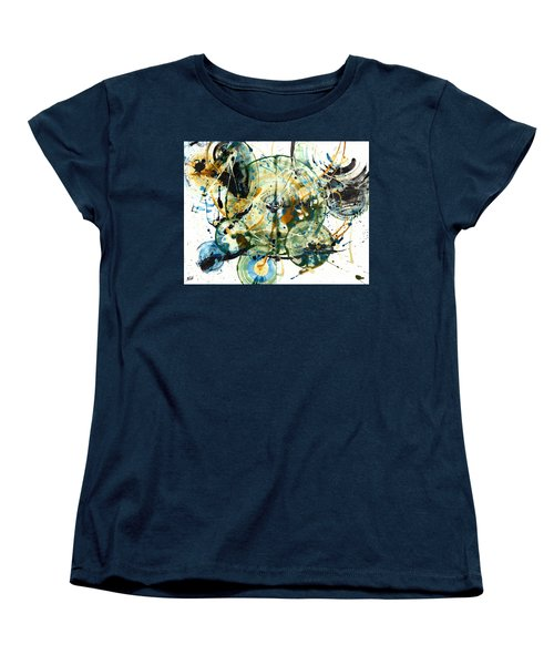 Spherical Joy Series 170.171.011011 Women's T-Shirt (Standard Cut) by Kris Haas