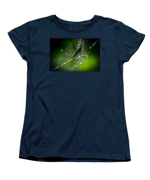 Spider Women's T-Shirt (Standard Cut) by Craig Szymanski