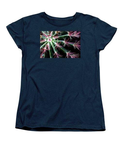 Spikes Women's T-Shirt (Standard Cut) by Ana Mireles