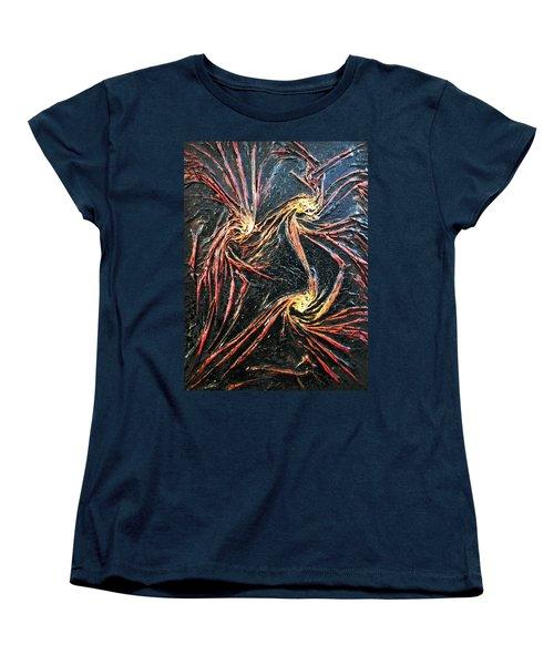 Spinning Women's T-Shirt (Standard Cut)