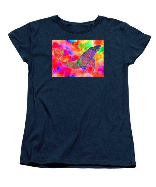 Spirit Whale Women's T-Shirt (Standard Cut)