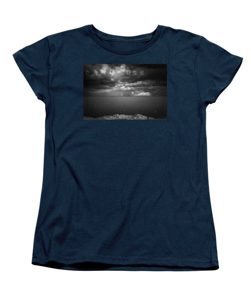 Women's T-Shirt (Standard Cut) featuring the photograph Spoken by Mark Ross