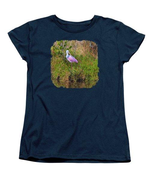 Spoonie Art 2 Women's T-Shirt (Standard Cut) by John M Bailey