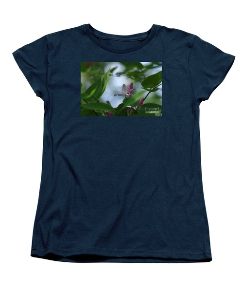 Women's T-Shirt (Standard Cut) featuring the photograph Spring 2016 11 by Cendrine Marrouat