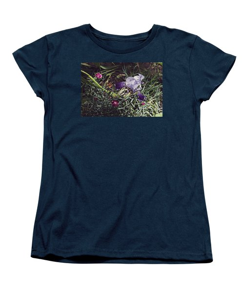 Women's T-Shirt (Standard Cut) featuring the photograph Spring 2016 17 by Cendrine Marrouat