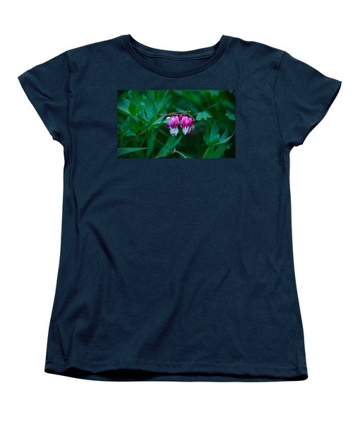 Women's T-Shirt (Standard Cut) featuring the photograph Spring 2016 21 by Cendrine Marrouat