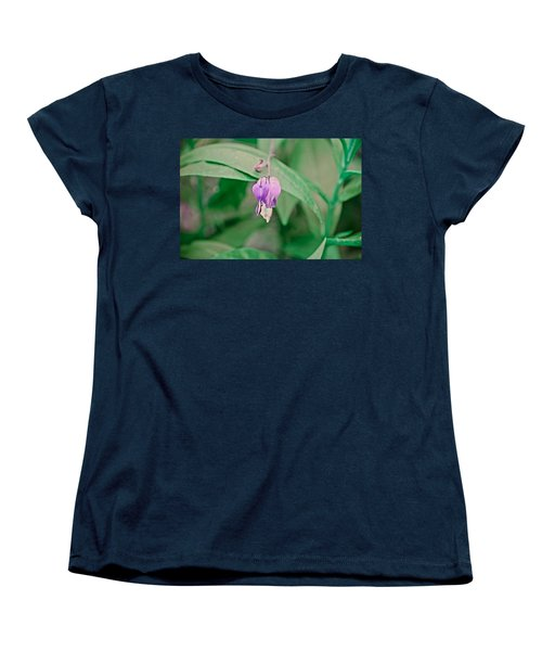 Women's T-Shirt (Standard Cut) featuring the photograph Spring 2016 23 by Cendrine Marrouat