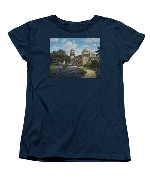 Spring At San Jose Women's T-Shirt (Standard Cut) by Kyle Wood