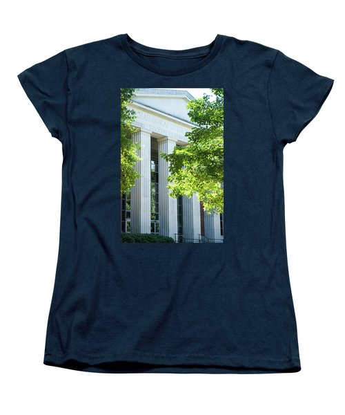 Women's T-Shirt (Standard Cut) featuring the photograph Spring At Uga by Parker Cunningham