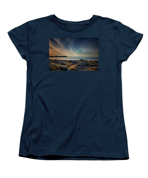Spring Evening At Madrona Women's T-Shirt (Standard Cut) by Randy Hall
