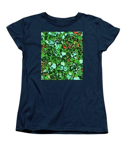 Spring Foiliage Women's T-Shirt (Standard Cut)