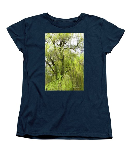Spring Willow Women's T-Shirt (Standard Cut)