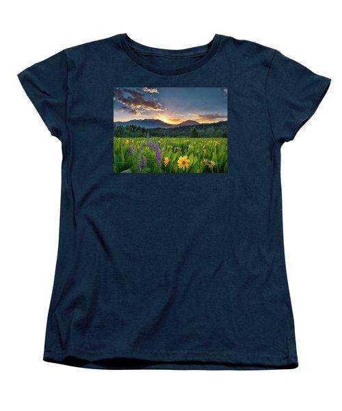 Spring's Delight Women's T-Shirt (Standard Cut) by Leland D Howard