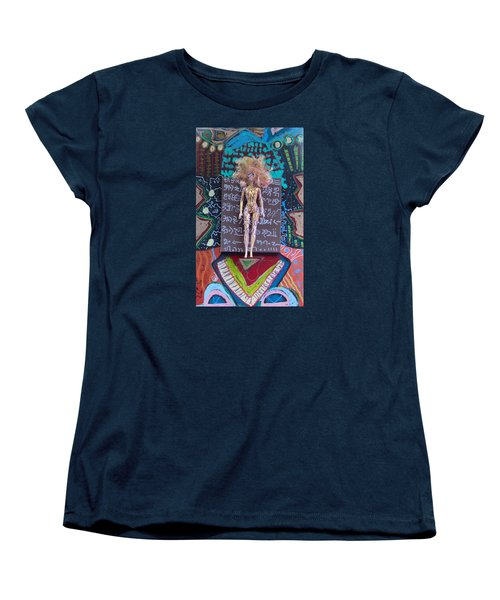 St. John's Wort Herbal Tincture Women's T-Shirt (Standard Cut) by Clarity Artists