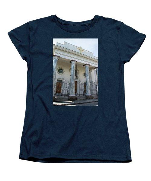 St. Mary's Women's T-Shirt (Standard Cut) by Ed Waldrop