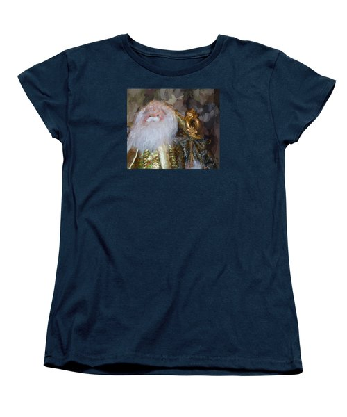 St. Nicolas Women's T-Shirt (Standard Cut) by Cathy Jourdan
