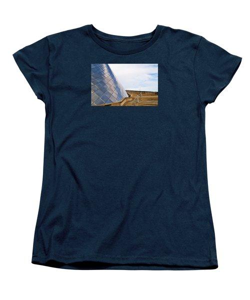 Staircase  Women's T-Shirt (Standard Cut) by Martin Cline