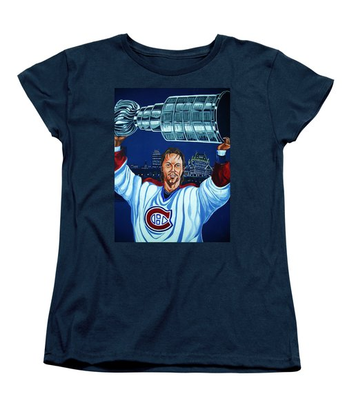 Stanley Cup - Champion Women's T-Shirt (Standard Cut) by Juergen Weiss