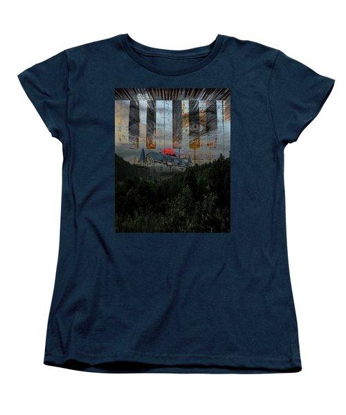 Star Castle Women's T-Shirt (Standard Cut)