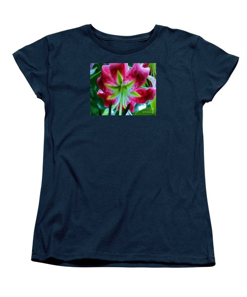 Women's T-Shirt (Standard Cut) featuring the photograph Stargazer  by Patricia Griffin Brett