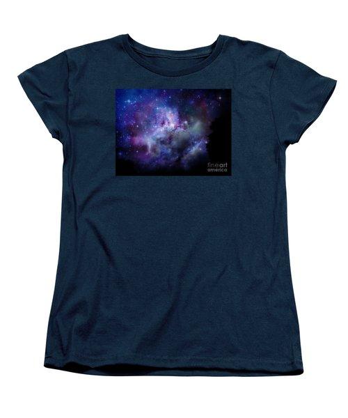 Starlight Women's T-Shirt (Standard Cut) by Christy Ricafrente