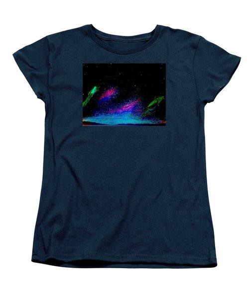 Starry Night 2 Women's T-Shirt (Standard Cut)