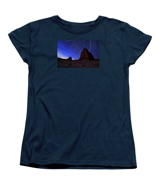 Stars Above The Moon Women's T-Shirt (Standard Fit)