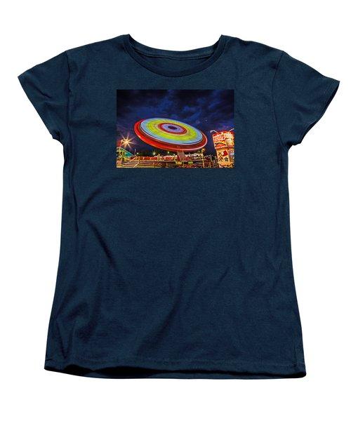 State Fair Women's T-Shirt (Standard Cut) by Sennie Pierson