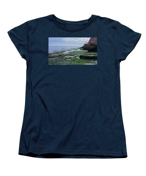 Steamer Lane Santa Cruz Women's T-Shirt (Standard Cut)