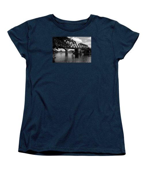Steel City Women's T-Shirt (Standard Cut) by Michael Dorn
