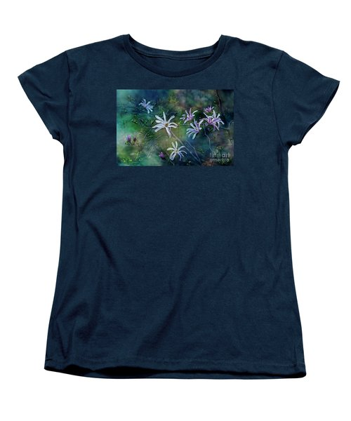 Stellata Series 2/2 Women's T-Shirt (Standard Cut) by Agnieszka Mlicka