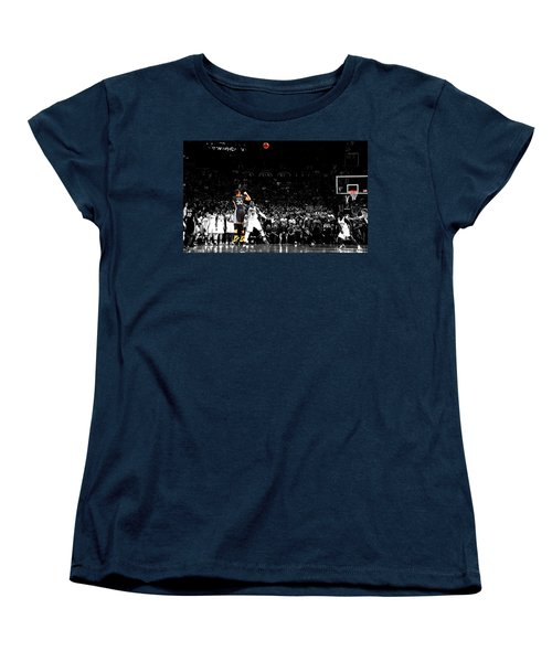 Steph Curry Its Good Women's T-Shirt (Standard Cut) by Brian Reaves