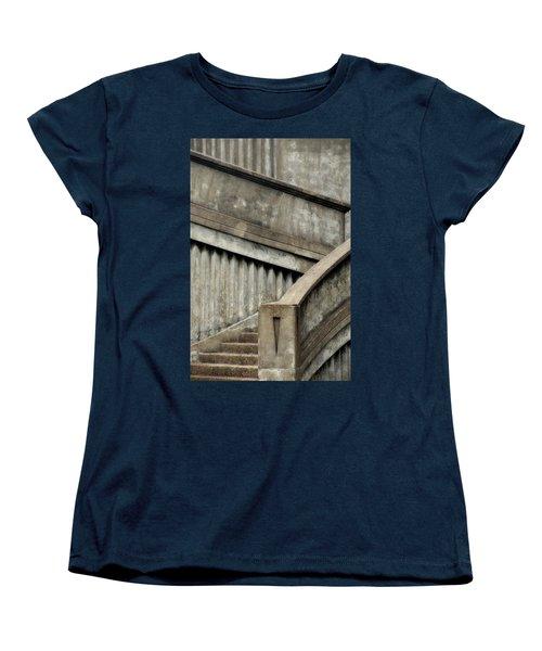 Steps Two Women's T-Shirt (Standard Cut) by Newel Hunter