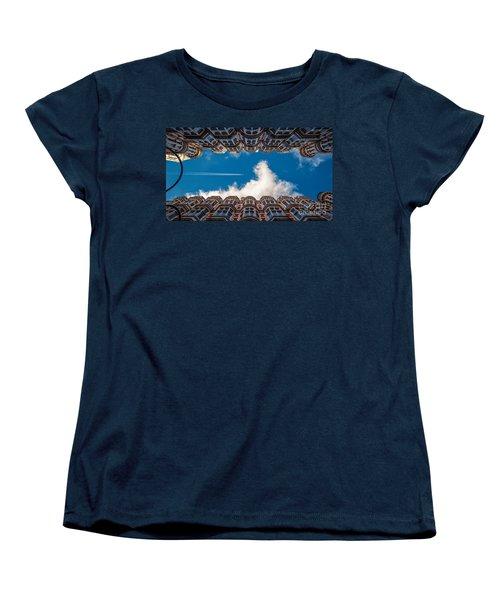 Stiff Neck Women's T-Shirt (Standard Cut) by Giuseppe Torre