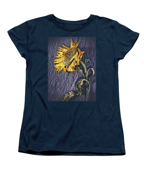 Women's T-Shirt (Standard Cut) featuring the photograph Still Beautiful  by Karen Stahlros