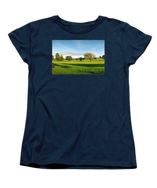 Stirling Golf Club 14th Women's T-Shirt (Standard Cut)