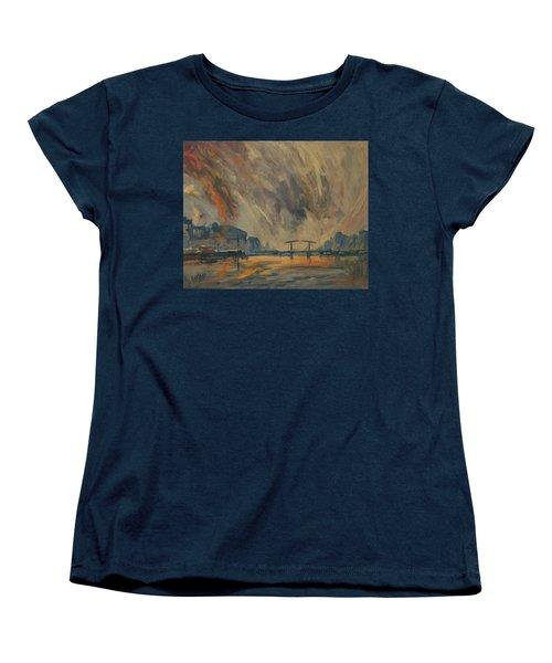 Storm 18012018 Amstel Amsterdam Women's T-Shirt (Standard Fit)