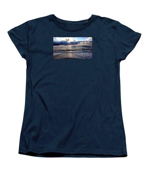 Storm Clouds 2 Women's T-Shirt (Standard Cut) by Vicky Tarcau