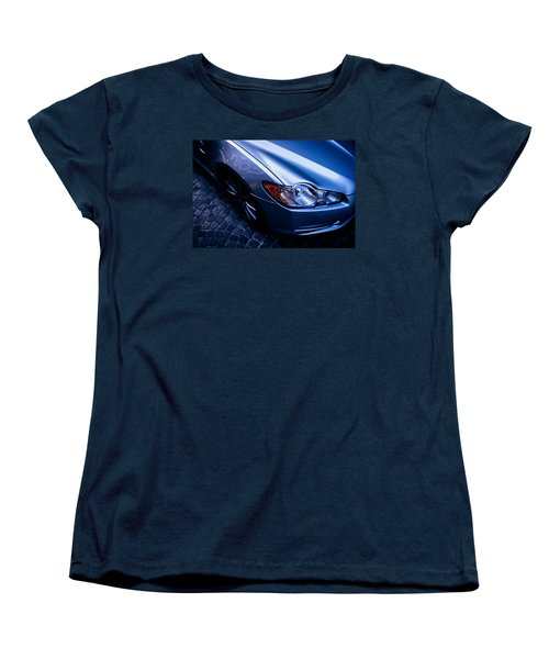 Street Contrasts Women's T-Shirt (Standard Cut) by Cesare Bargiggia