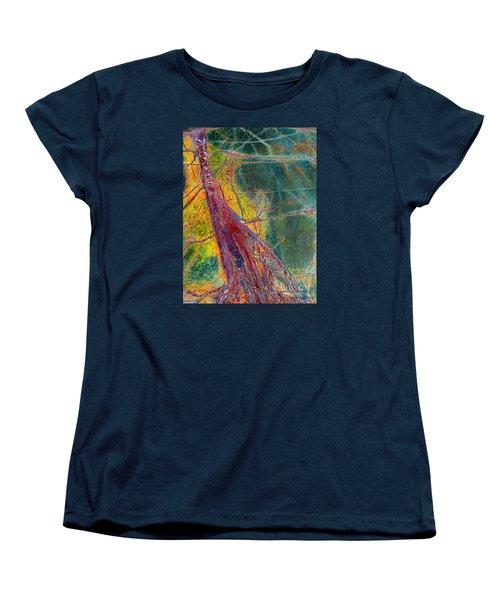 Strength  Women's T-Shirt (Standard Cut) by Haleh Mahbod