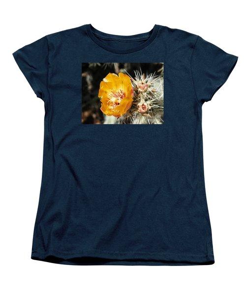 Striking Pose Women's T-Shirt (Standard Cut)