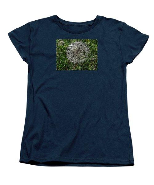 String Theory Dandelion Women's T-Shirt (Standard Cut) by Craig Walters