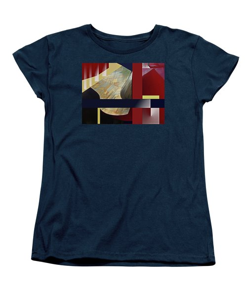 Structure 0217 Women's T-Shirt (Standard Cut)