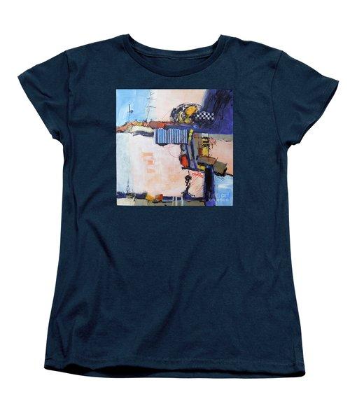 Structured Women's T-Shirt (Standard Cut)