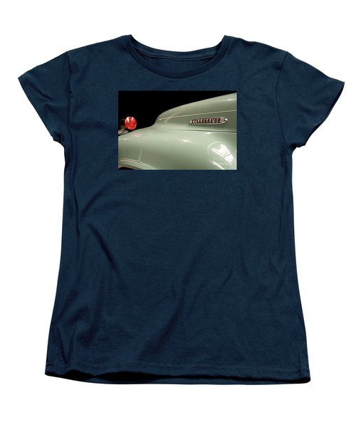 Women's T-Shirt (Standard Cut) featuring the photograph Studebaker by Patricia Hofmeester