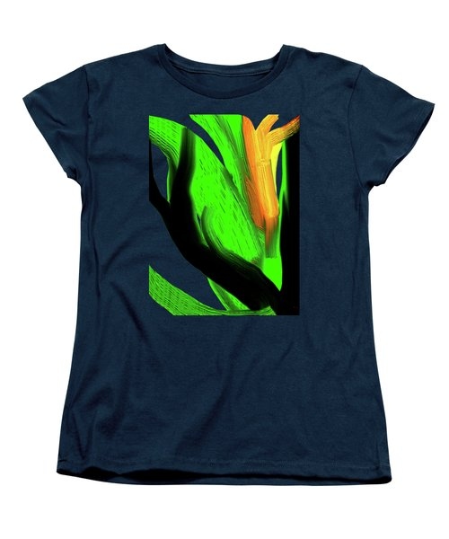 Succulents Women's T-Shirt (Standard Cut) by Asok Mukhopadhyay