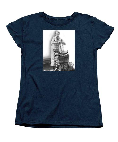 Suds In The Bucket Women's T-Shirt (Standard Cut) by Ferrel Cordle