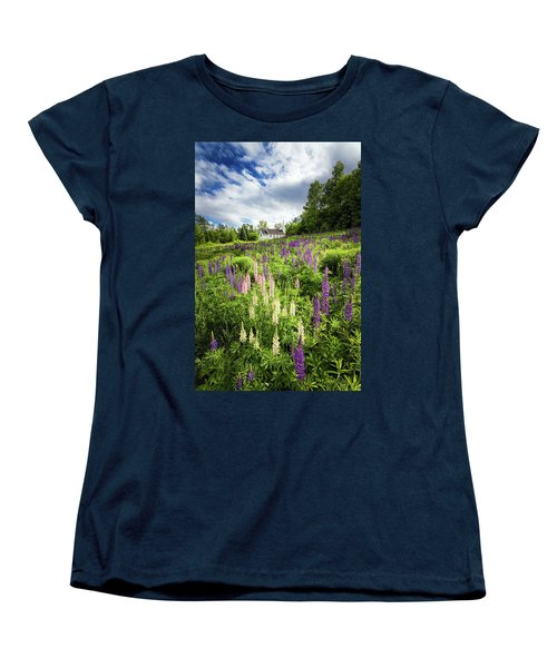 Women's T-Shirt (Standard Cut) featuring the photograph Sugar Hill by Robert Clifford